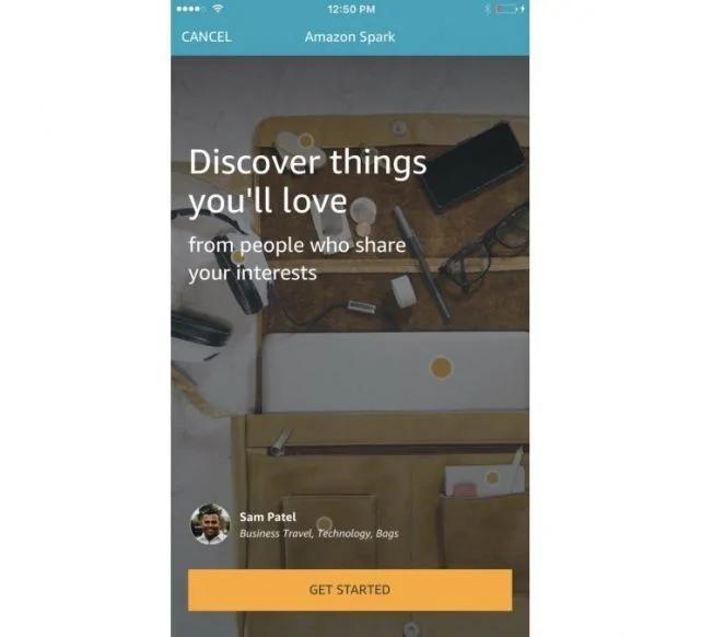 亚马逊推出自己的社交网络 目前只针对iOS用户