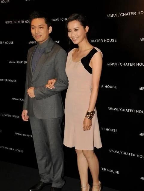前妻是TVB最美花旦 十亿身家却入行跑龙套