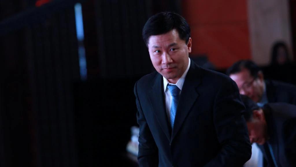證監會副主席姚剛被審查 搞政治攀附涉做空股市