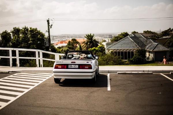 看见有停车位却怎么也停不进去吗?快试试这个办法吧!