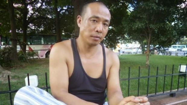 丁亚军纪念六四被起诉 胡建国遭刑拘