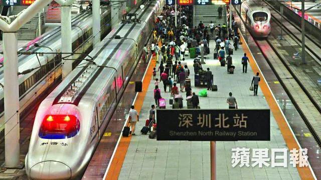 """香港公布""""一地两检""""方案 民主派批评冲击一国两制"""