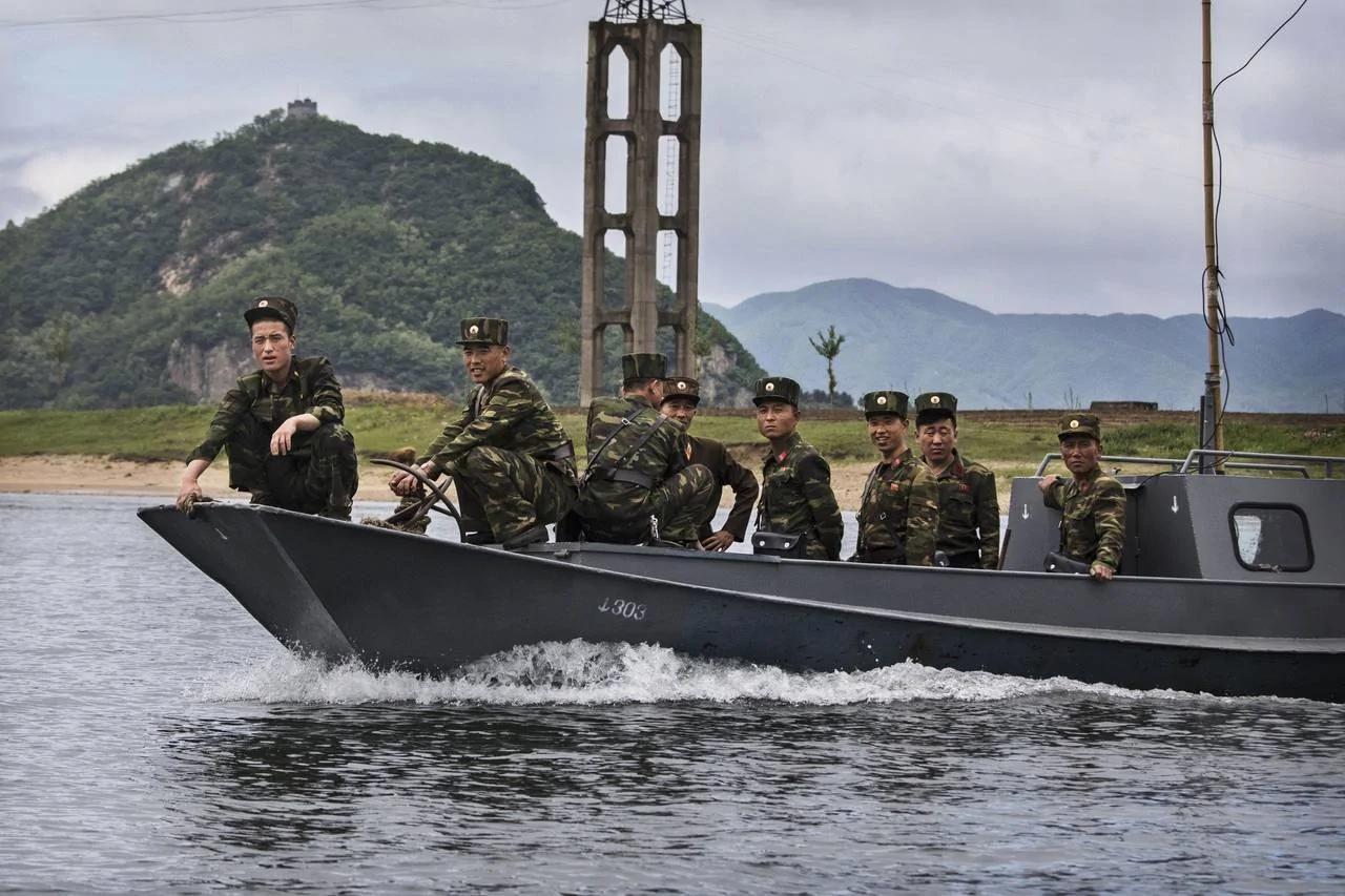 中国加强中朝边境防御 应对可能爆发的危机