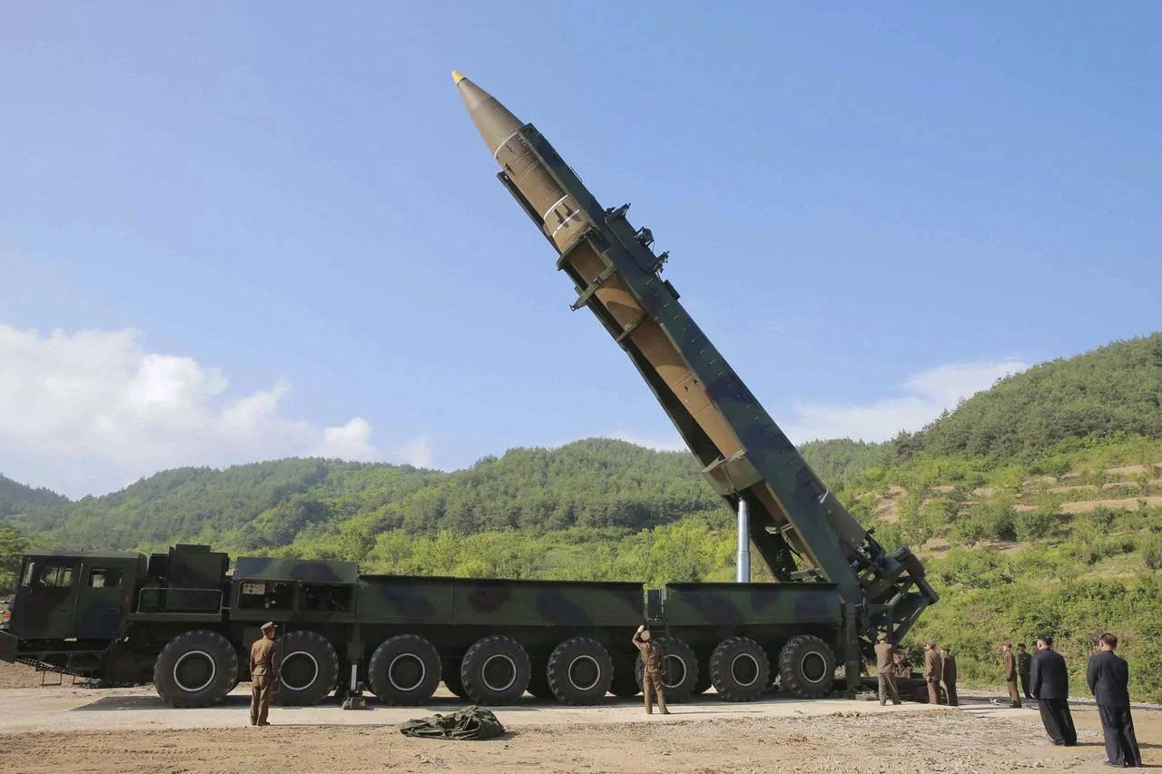 美国准备加码制裁参与支持朝鲜的中国实体