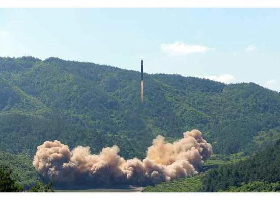 朝鲜可能明年越过洲际弹道导弹门槛 美中韩已有应对 不排除动武