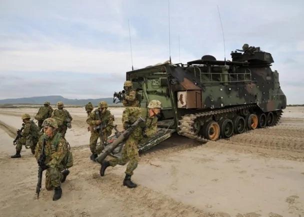 日本引进德国战车技术 签保密协议防中共窃密