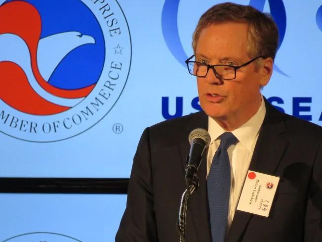 美贸易代表:美中贸易逆差是中国产业政策所致