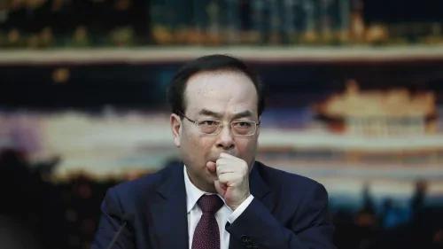 港媒:孙政才连年被举报 巨款摆平4情妇安插到电视台