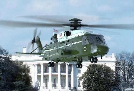 """最新""""海军陆战队一号""""首飞完成 特朗普要到2020年才能坐上"""
