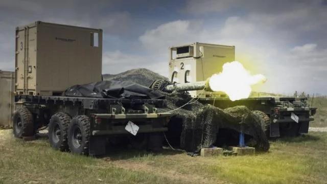 美俄争相研发电磁轨道炮 射速每秒2500米 印度在等着买了