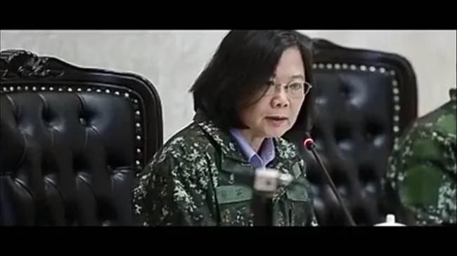前总统府高官轰绿蔡:国军也被去中国化