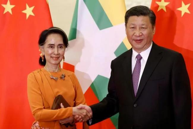 """缅甸""""一带一路""""玄机 暗藏印度洋中国战略"""