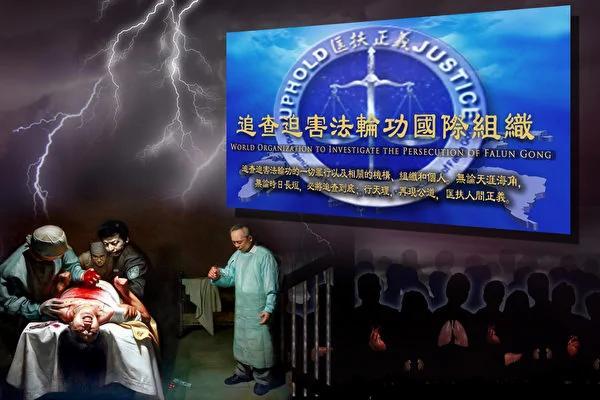 鄭樹森醫院活摘器官背後竟是張德江 張溫州動車下令不搶救活埋