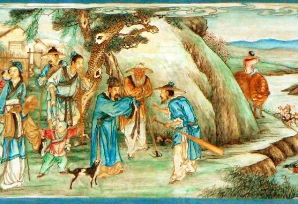 十篇经典古文 当年倒背如流 如今你还能背出几篇?