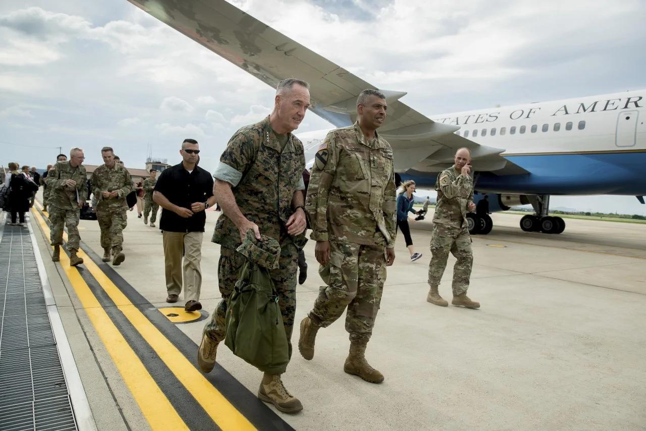 美军方为朝鲜危机制定方案 但支持外交途径解决