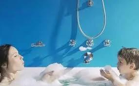 夏天洗澡多洗5个部位 有你意想不到的保健功效