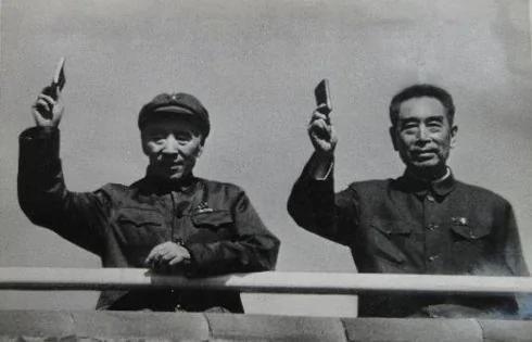 """谁说周恩来与林彪""""进行了长期的、艰苦卓绝的斗争""""?"""