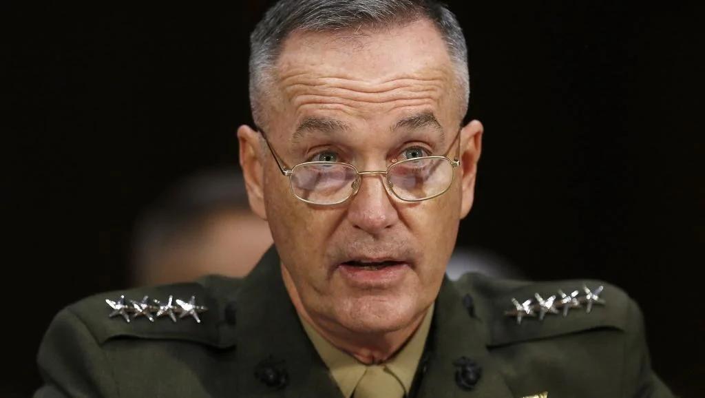 """美中签署""""两军联合参谋部对话机制框架文件"""""""