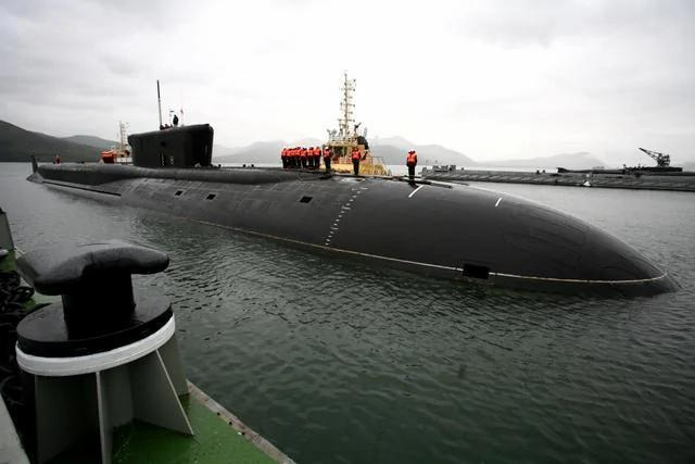 普京宣布俄罗斯正式进入无航母时代