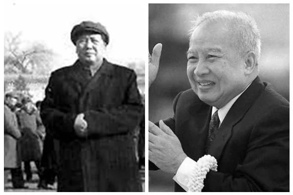 中共高规格豢养西哈努克 毛泽东野心曝光