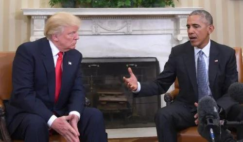 俄干预美国大选 奥巴马知情不报 川普怒了!