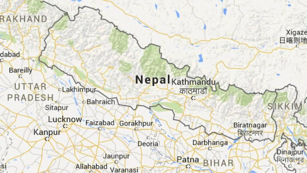 汪洋访尼泊尔赠救灾款签合作协议