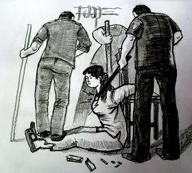 南昌妇女哺乳期间 遭电击和刑讯逼供