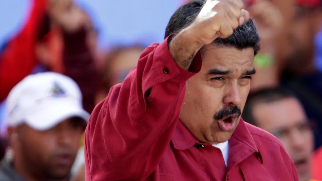 逃亡?委内瑞拉总统马杜罗突然现身古巴