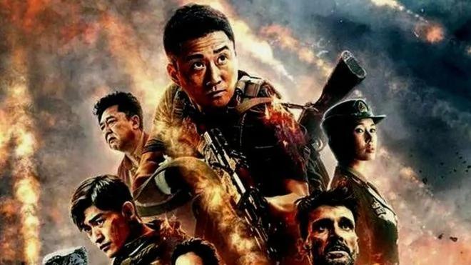英媒:中国大片《战狼2》 好莱坞化的强国叙事