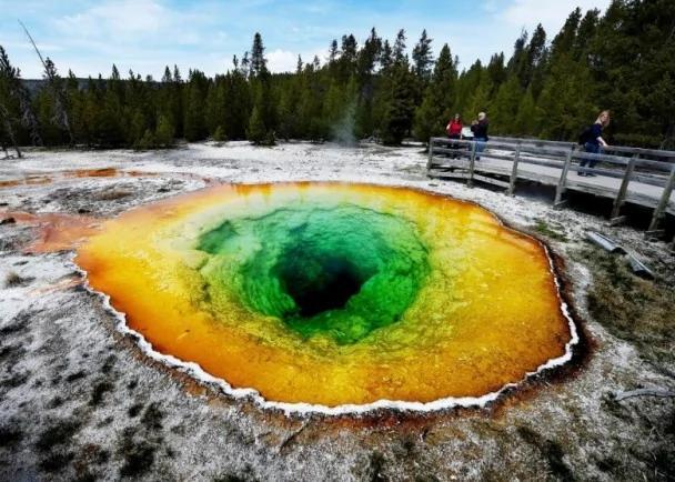 NASA拟火山钻洞防爆 或是拯救人类唯一方法