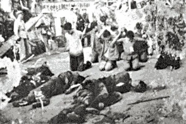 宋永毅:广西文革期间中共军队谋杀诱杀平民