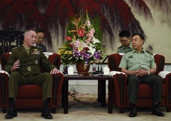 美军最高指挥明确拒绝范长龙两个要求