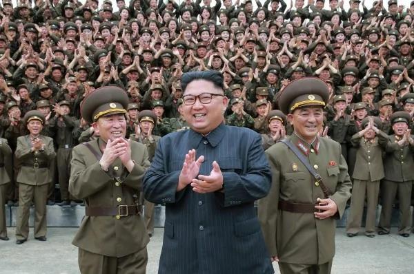 抓到了?北韩疑暗中资助叙利亚发展化学武器