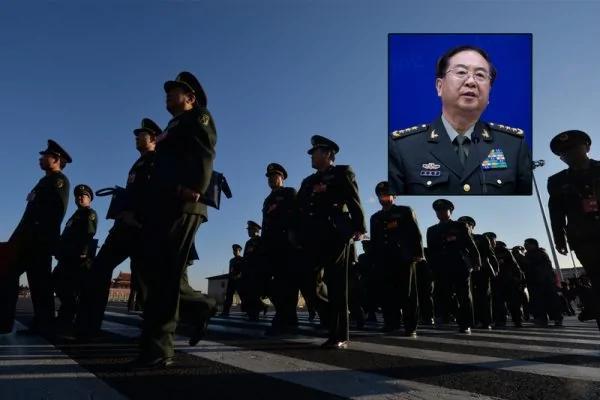 港媒:房峰辉张阳落马涉军事政变 祸起习军改削权
