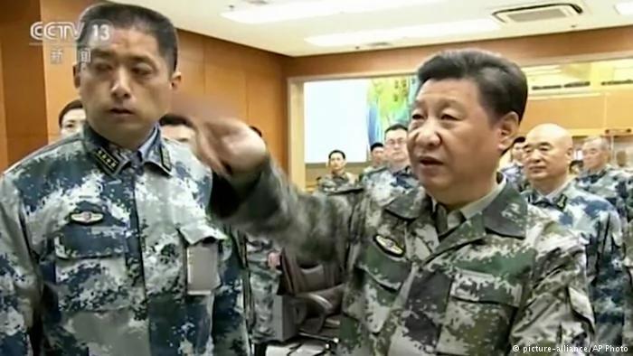 中共军委副主席有史以来就属高危职务