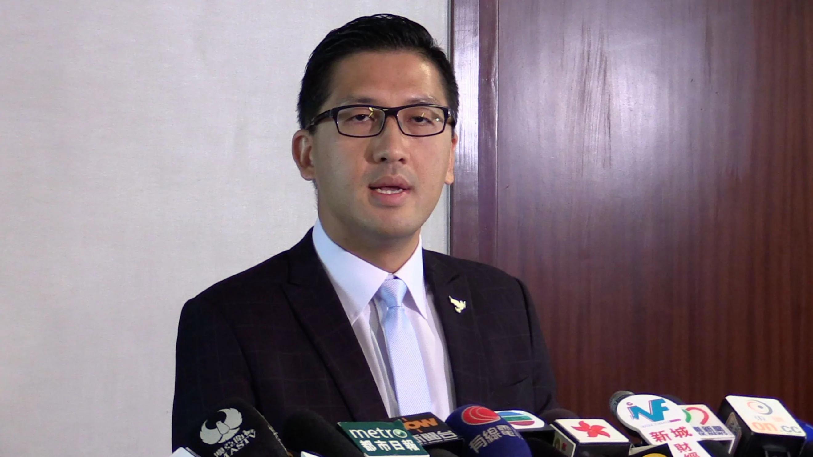 梁振英出任一帶一路公司董事 嚴重利益衝突遭質疑