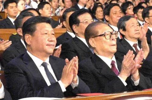 江泽民改变的中国 习近平正在改回去