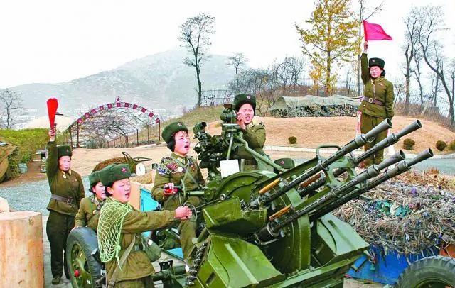 北韩正妹直击金正恩处决秀 女学生惨沦性奴 高炮轰死音乐家辗尸