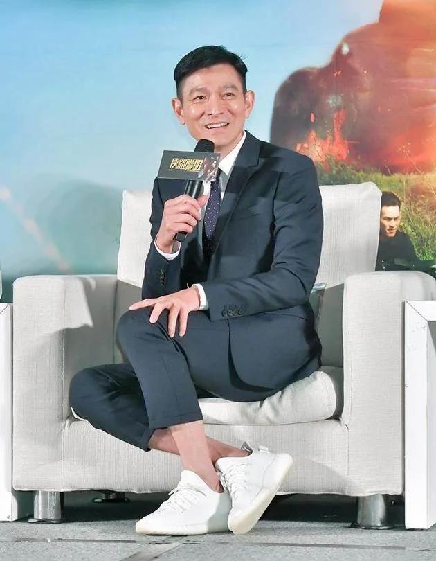 """刘德华自曝怕妻 公开喊朱丽倩""""大公主"""""""