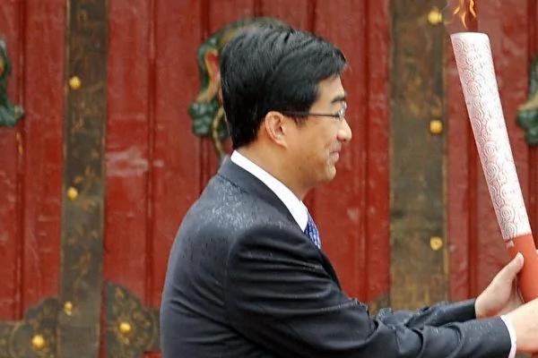 团中央第一书记再被贬 32省委书记表态挺习