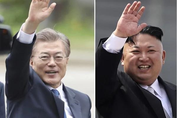 文在寅援助北韩800万美元 支持率连4周下滑