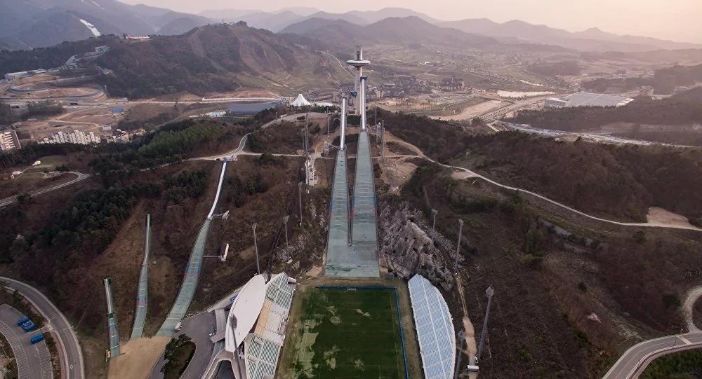 韓國平昌冬奧會處於朝鮮領導人金正恩的瞄準之下