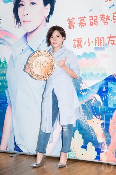 儿子表演欲强 江美琪不反对他当歌星