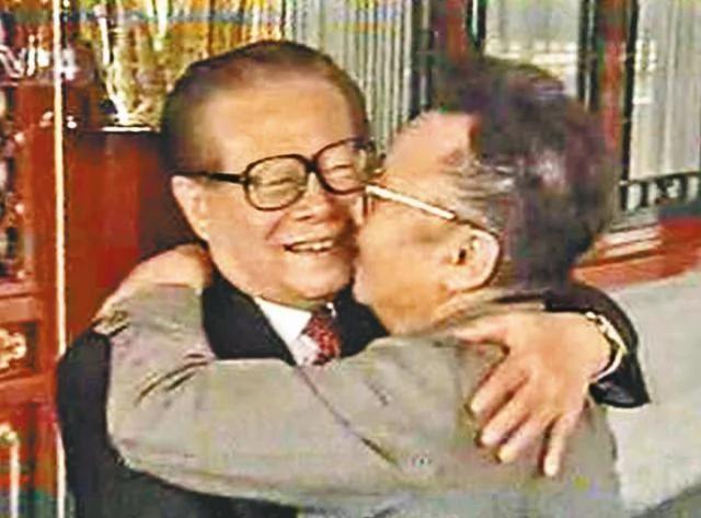 江泽民与朝鲜政权关系的渊源极深 金正恩为江泽民撑腰