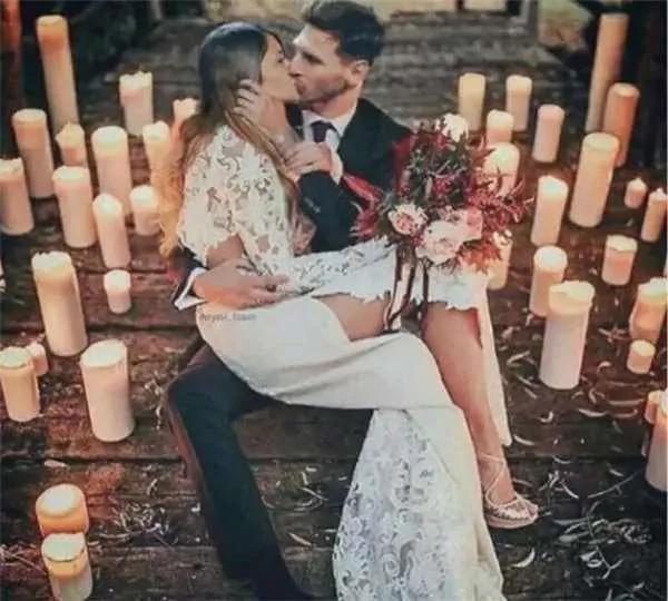 21年后的今天 他娶了9岁时爱上的女孩 证明最美的爱情不过是从牵手到白头! 动