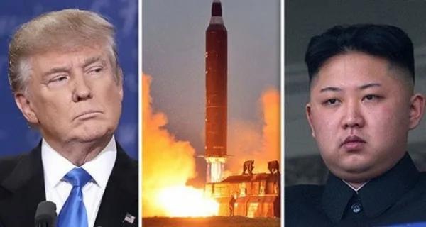 三胖惊呆了!美轰炸机现身 朝鲜静悄悄