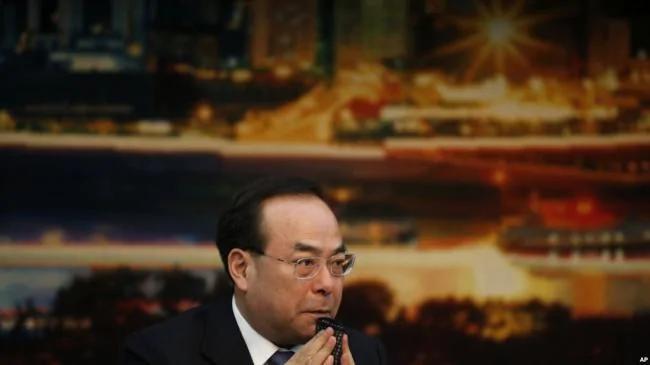 习王反腐火速加码?孙政才2个月就双开 3控罪出人意料