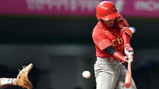 中国棒球队弃赛台湾 台方否认政治因素