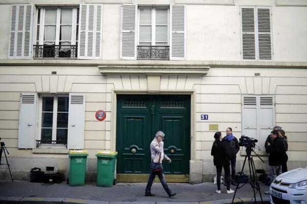 巴黎高级住宅区惊现4枚炸弹 与伊斯兰国有关联