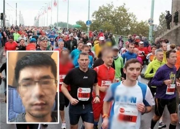 上海男子参加半马 跑11公里后猝死遗妻儿